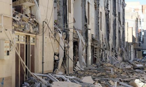 یادداشت یک زلزله زده البرزی