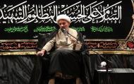 مراسم روز سوم ماه محرم در مرکز مدیریت حوزههای علمیه خواهران