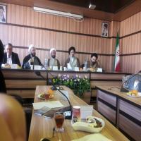 نشست معاون امور حوزه ها با مدیران مدارس استان سمنان