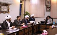 گزارش تصویری نشست هم اندیشی مدیران روابط عمومی نهادها و مراکز حوزوی در رسانه رسمی حوزه