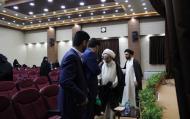 اولین گردهمایی فعالان فضای مجازی حوزه علمیه خواهران استان فارس