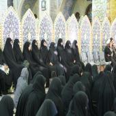 بزرگداشت مرحوم آیتالله حائری شیرازی در شیراز