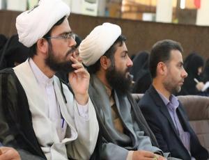 اولین همایش مبلغات جهادی حوزه علمیه خواهران استان بوشهر