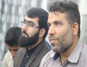 مراسم سوگواری وفات حضرت زینب در بوشهر