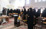 نشست مدیران، روابط عمومی ها و معاونین فرهنگی مدارس علمیه خواهران استان گلستان