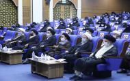 آیین آغاز سال تحصیلی حوزههای علمیه خواهران و جامعه الزهرا(س)