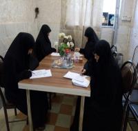 جلسات  مسئولین مدرسه