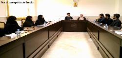 بازدید مدیریت استان از مدرسه 2 آبان ماه1395