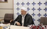 مراسم تقدیر و تشکر از جهادگران سلامت مرکز مدیریت حوزه های علمیه خواهران
