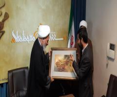 بازدید مدیر حوزه های علمیه خواهران کشور از خبرگزاری شفقنا