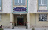 مراسم افتتاحیه ساختمان جدید و آغاز سال تحصیلی مدرسه علمیه خواهران فاطمیه قروه درجرین