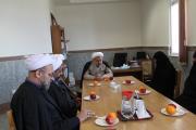 دیدار نماینده مجلس افغانستان با معاون پژوهش حوزههای علمیه خواهران