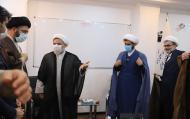 بازدید مدیر حوزههای علمیه خواهران از دفتر مطالعات اسلامی مرکز ملی فضای مجازی