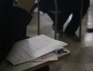 برگزاری آزمون ورودی سطح ۳ حوزه علمیه خواهران استان بوشهر