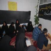 برگزاری مراسم احیای شبهای قدر در مدارس علمیه خواهران استان فارس