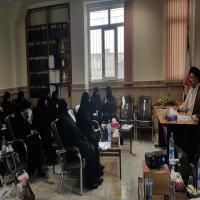 نشست مدیران مدارس استان همدان با معاون امور حوزه ها