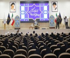 برگزاری مراسم آغاز سال تحصیلی 96-97 حوزههای علمیه خواهران