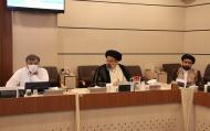 دومین نشست مشترک مدیر حوزههای علمیه خواهران و معاون مرکز پژوهشهای مجلس شورای اسلامی