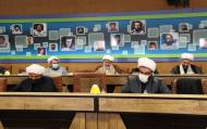 نهمین نشست مدیران کل سازمان تبلیغات اسلامی با حضور مدیر حوزههای علمیه خواهران