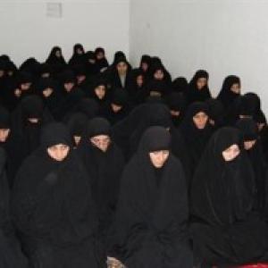تحصیل بیش از ۳۰۰ طلبه در سطوح تخصصی حوزه خواهران مازندران