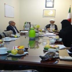 گلستان برگزاری شورای علمی پژوهشی در استان