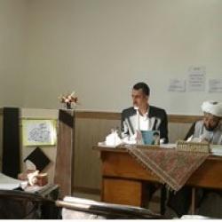 گیلان-برگزاری جلسه دفاعیه تحقیق پایانی