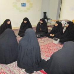 گیلان نشست هم اندیشی فعالان پژوهشی حوزه زینبیه رشت