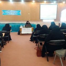 خوزستان کارگاه دو روزه منبع شناسی در مدرسه علمیه فاطمه الزهرا سلام الله علیها آبادان