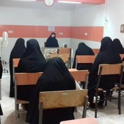 گیلان جلسه ی هسته های پژوهشی  حوزه علمیه زینبیه سلام الله علیها شهرستان رشت