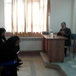 لرستان کارگاه طرحنامه نویسی مرکز تخصصی زینبیه خرم آباد