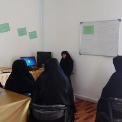 کردستان - قروه -برگزاری کارگاه پژوهشی