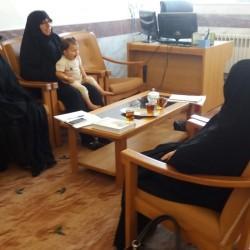 کردستان- قروه -جلسه ی هماهنگی جهت برگزاری همایش فرهنگسازی وقف در حوزه های علمیه