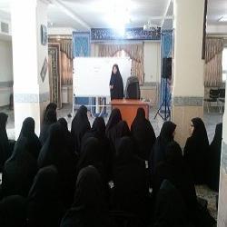 لرستان برگزاری کارگاه مقاله نویسی در مدرسه معصومیه خرم آباد