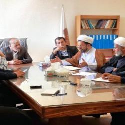 آذر غربی دیدار با اعضای هیات مدیره خانه مطبوعات استان