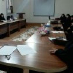 زنجان  نشست فصلی اعضای هسته های پژوهشی