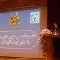 زنجان نشست تخصصی کتاب حوزه با حضور نویسندگان