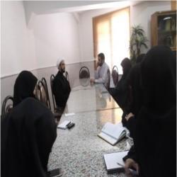 سمنان نشست معاونین پژوهش استان و مدارس با مسئولین مرکز نرم افزار های نور