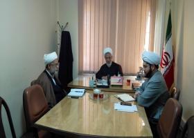 جلسه هم اندیشی اعضای شورای جشنواره علامه حلی کرمان