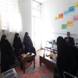 لرستان برگزاری اولین جلسه کارگروه تحقیقات پایانی مدرسه فاطمه الزهرا سلام الله علیها کوهدشت