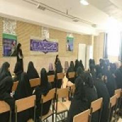 برگزاری کرسی آزاد اندیشی با موضوع جایگاه حجاب طلاب در جامعه