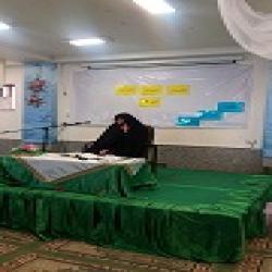 کرمان نشست پژوهشی موسسه آموزش عالی حوزوی تفسیر و علوم قرآنی حضرت زینب کبری سلام الله علیها رفسنجان