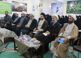 حوزه علمیه خواهران در سر تیتر مباحث فرهنگی کشور قرار دارد.