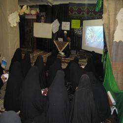 برگزاری کارگاه با موضوع آشنایی با فرق و مذاهب اسلامی