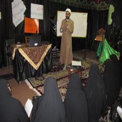 برگزاری کارگاه شیوه جذب جوانان به نماز