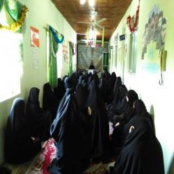 گیلان برگزاري نشست پژوهشي   مدرسه علميه فاطميه صومعه سرا