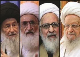 دعوت مراجع تقلید و علما برای حضور پرشور و گسترده مردم در راهپیمایی ۲۲ بهمن