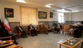 دیدار نماینده ولی فقیه در استان مازندران با مدیر حوزههای علمیه خواهران